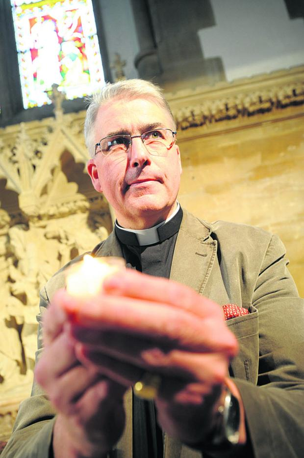 This Is Wiltshire: The Rev Canon Thomas Woodhouse