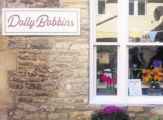 This Is Wiltshire: Craft studio and shop Dolly Bobbins