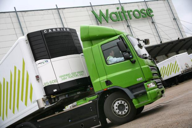 This Is Wiltshire: Waitrose will open its doors in Wichelstowe on April 10
