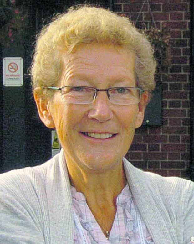 This Is Wiltshire: Jackie Bawden has been re-elected as chairman of Rowde Parish Council