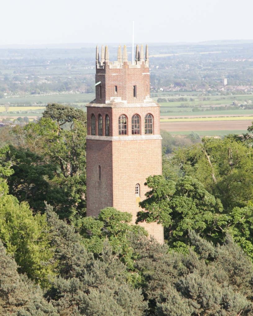 Faringdon Folly Tower Open Day