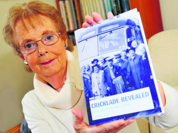 This Is Wiltshire: Marion Parsons, the author of the Cricklade Revealed books