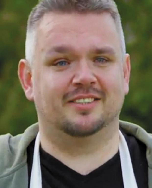 This Is Wiltshire: Bake-off winner Glenn Cosby