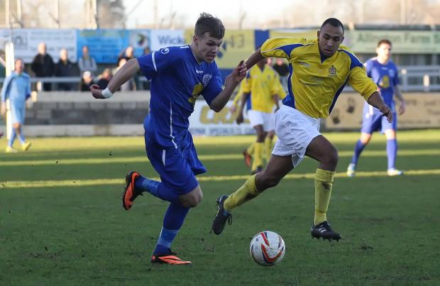 This Is Wiltshire: Chippenham Town's Joe McClennan