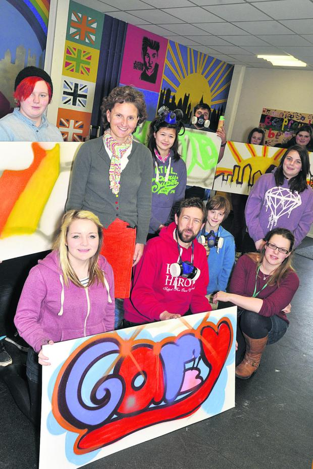 This Is Wiltshire: Farewell bash for Devizes youth club