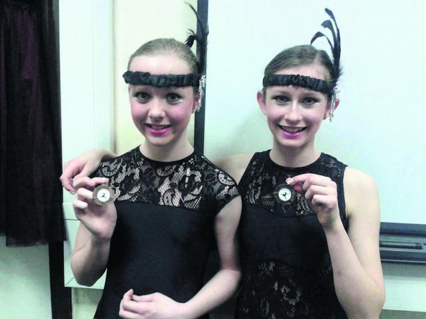 This Is Wiltshire: Success for Marlborough dancing duo