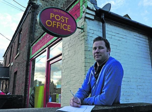 This Is Wiltshire: Matt Lawes plans to reopen the village store next month