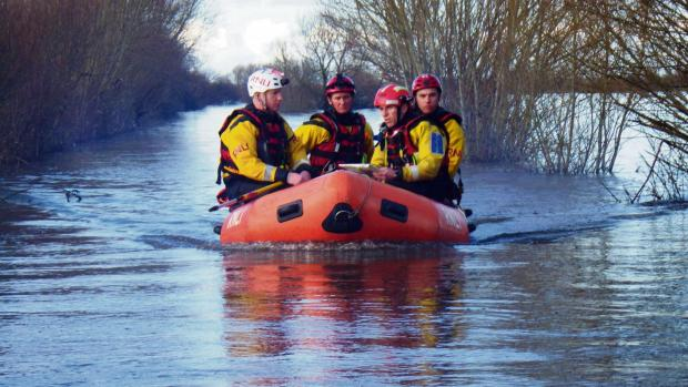This Is Wiltshire: Action must be taken over flooding in the region, says MEP Sir Graham Watson