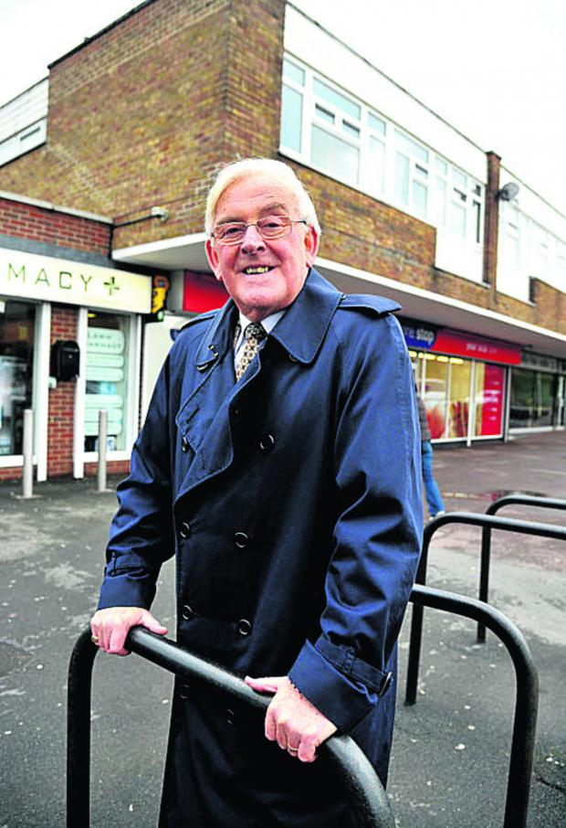 This Is Wiltshire: Councillor Mike Bawden