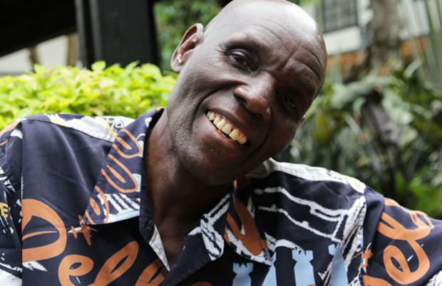 This Is Wiltshire: Oliver Mtukudzi who will be playing shimmering Zimbabwean guitars