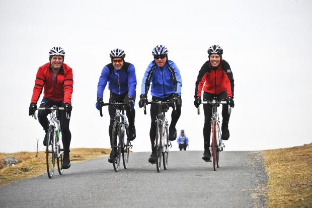 This Is Wiltshire: On yer bike in Wiltshire for Sportive challenge