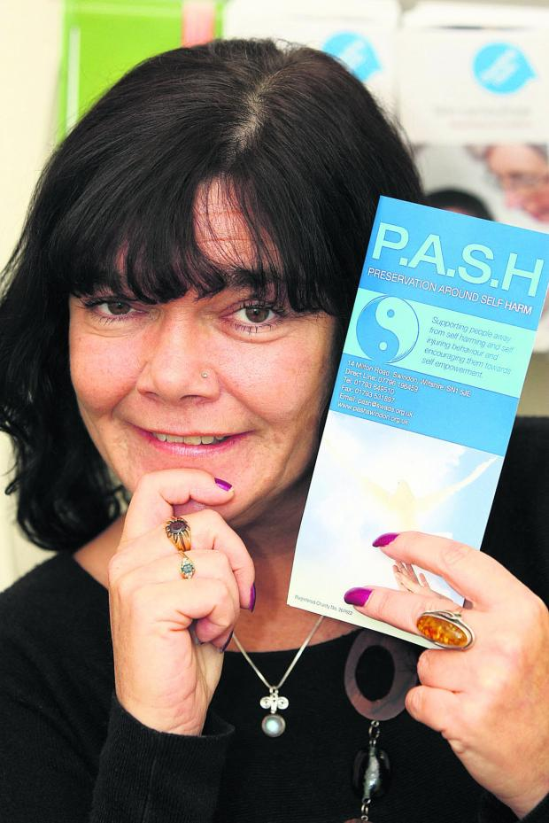 This Is Wiltshire: PASH co-ordinator Maria Burchell