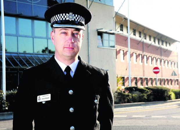 This Is Wiltshire: Sgt Gavin Williams