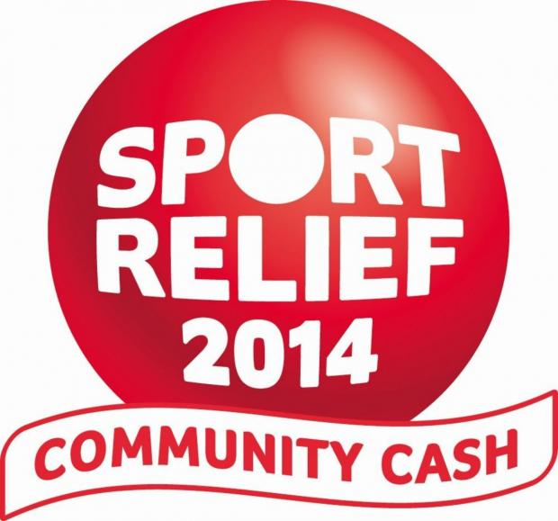 This Is Wiltshire: Wiltshire schools and firms tackle Sport Relief challenge