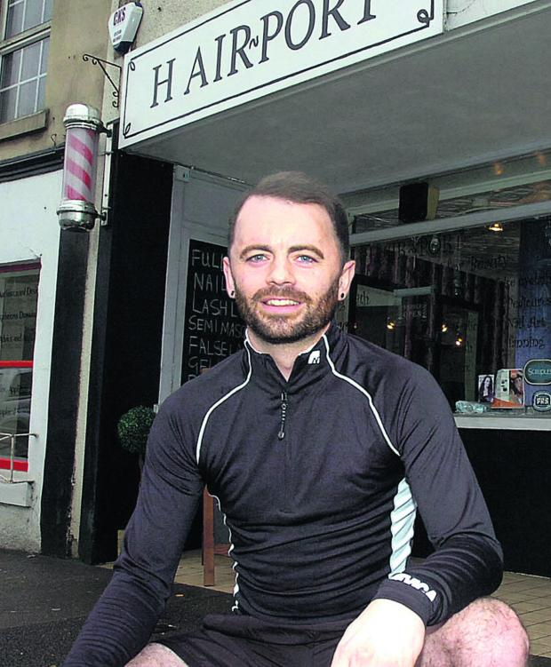 This Is Wiltshire: Remarkable recovery by Chippenham hairdresser attacked outside bar