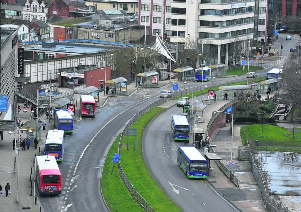 This Is Wiltshire: Buses only scheme set for Fleming Way