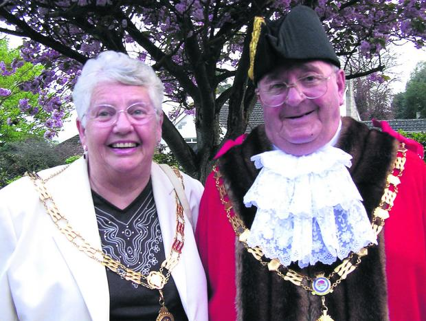This Is Wiltshire: Three times Mayor passes away at 82