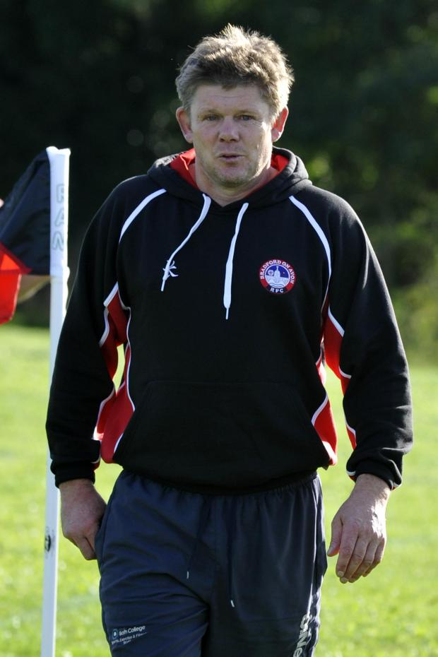 This Is Wiltshire: Bradford head coach Dave George