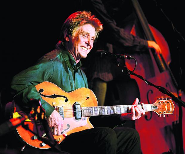 This Is Wiltshire: Joe Brown is among the line-up for the Village Pump Folk Festival at Westbury in July