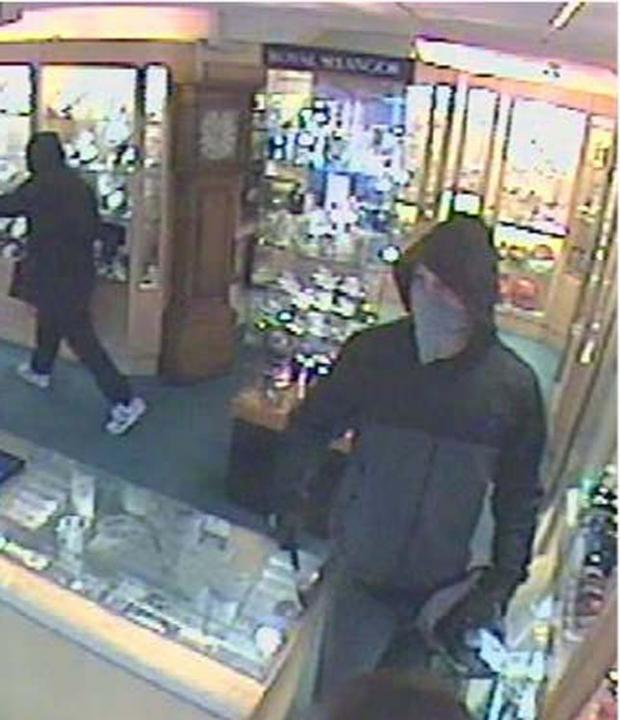 This Is Wiltshire: Police release CCTV images of armed robbery