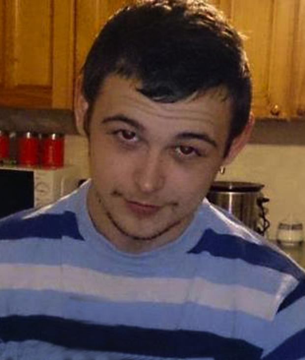 This Is Wiltshire: Ryce Hodson, 19, was struck by a train near Bath Road on August 13 last year
