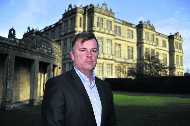 This Is Wiltshire: Longleat chief