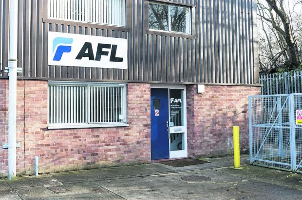 This Is Wiltshire: AFL Telecoms on Hawksworth Industrial Estate