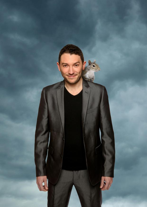 This Is Wiltshire: Jon Richardson