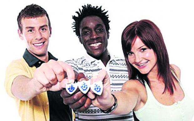 This Is Wiltshire: Blue Peter has been a hit across the generations, topping a poll of favourite children's TV shows in TV Licensing's TeleScope 2014 report