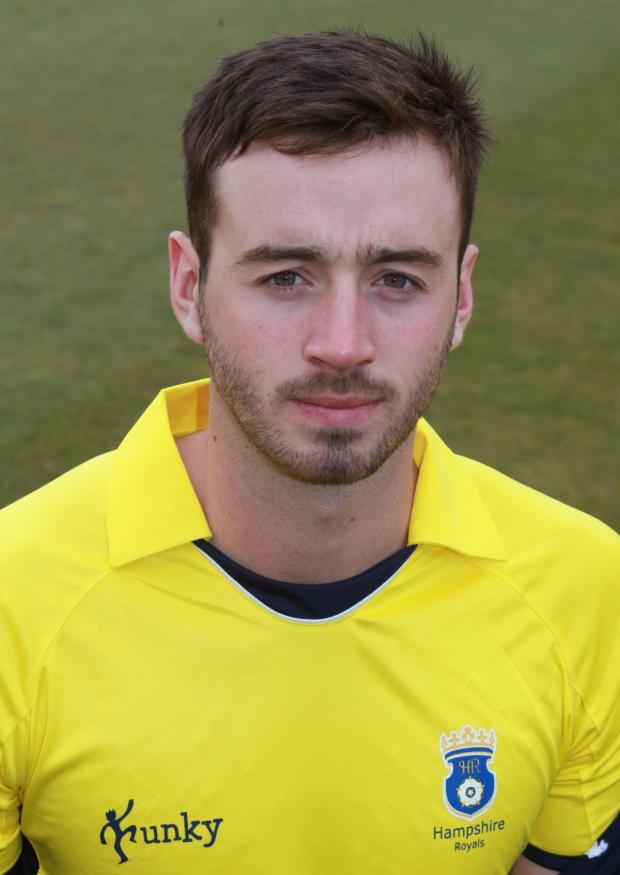 This Is Wiltshire: James Vince