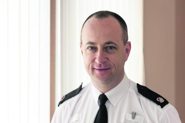 This Is Wiltshire: Swindon Superintendent for Wiltshire Police Gavin Williams
