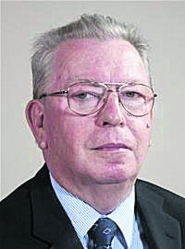 This Is Wiltshire: Coun John Noeken, vice chairman of Wiltshire Council's Health Select Committee