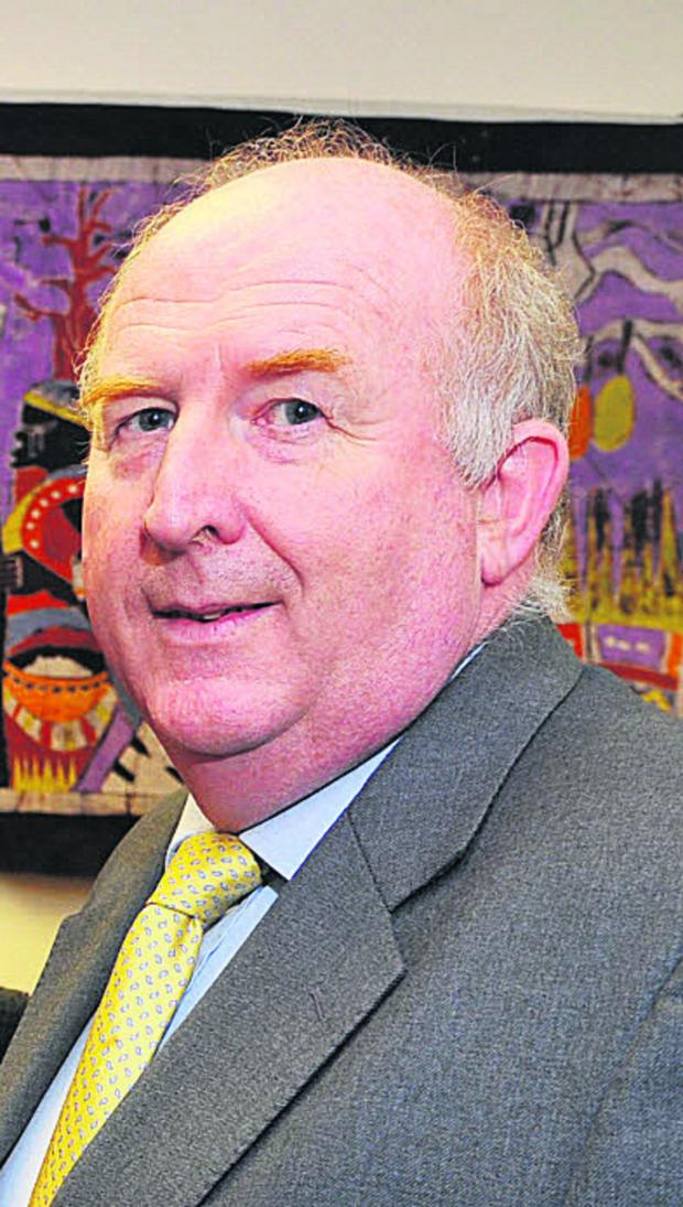 This Is Wiltshire: Angus Macpherson, Police and Crime Commissioner for Wiltshire and Swindon