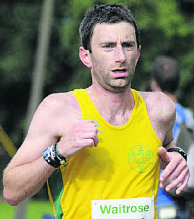 This Is Wiltshire: Avon Valley's Joby Hobbs finished fourth