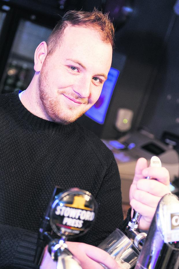 This Is Wiltshire: Manager Matt Scott is looking forward to welcoming all clubbers when The Pink Rooms is rebranded as the VIP Club Lounge