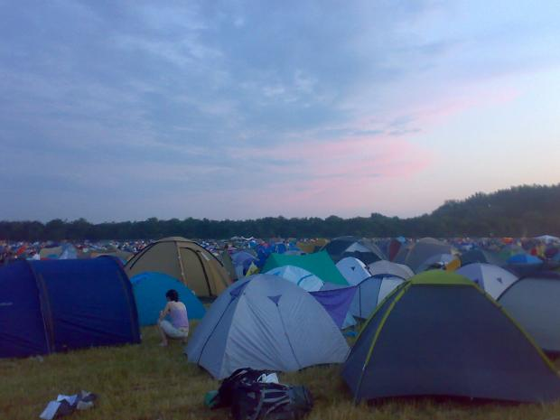 This Is Wiltshire: Fire safety tips for camping holidaymakers