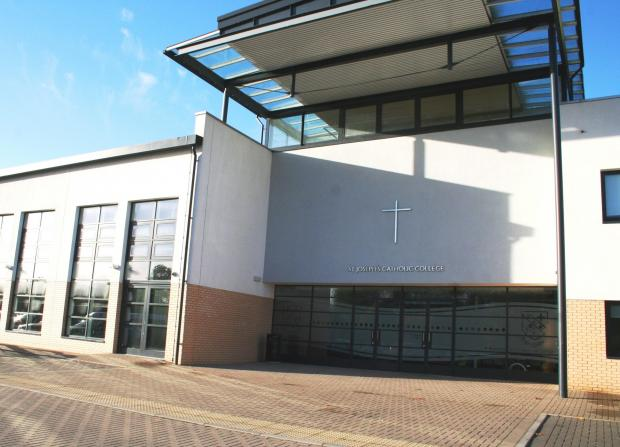 This Is Wiltshire: St Joseph's Catholic College has been praised by inspectors once again