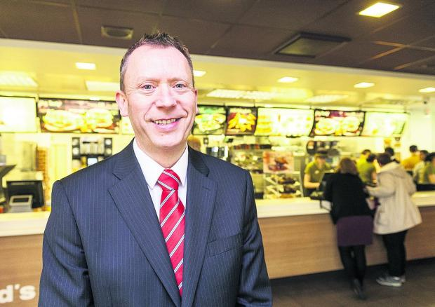This Is Wiltshire: McDonalds set to open seventh joint