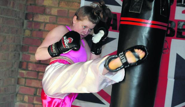 This Is Wiltshire: Annabelle Shoob, the new WRSA Pro-Am English title holder