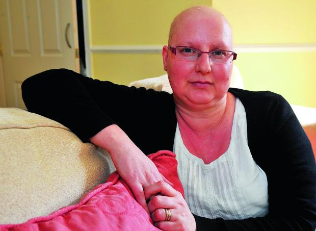 This Is Wiltshire: Swindon cancer sufferer praises new social media trend to help cause