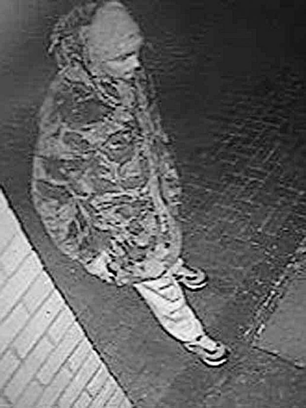 This Is Wiltshire: Do you recognise this thief?