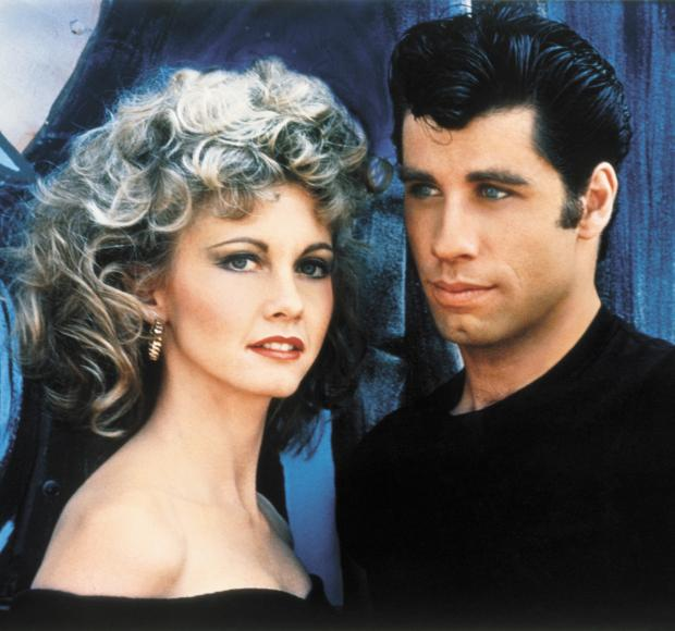 This Is Wiltshire: Danny and Sandy from Grease