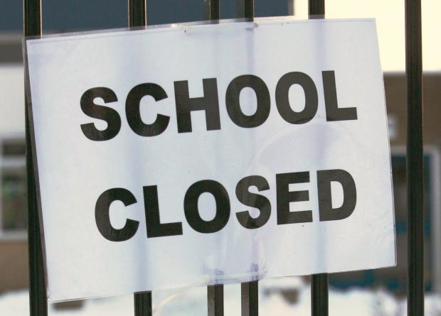 This Is Wiltshire: Schools, libraries and fire stations are likely to be closed by the strike action today