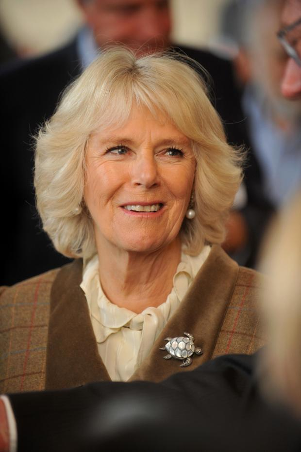 This Is Wiltshire: The Duchess of Cornwall will be given a tour of the revamped council offices
