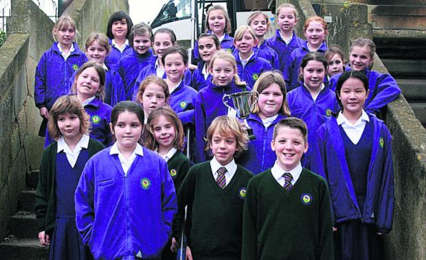 This Is Wiltshire: Choir hits right note at festival