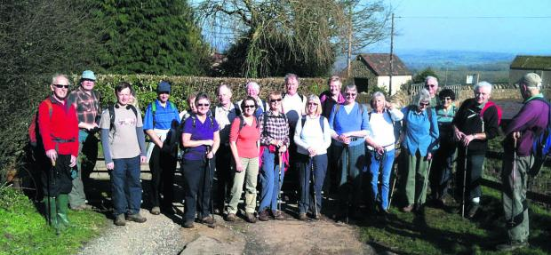 This Is Wiltshire: Westbury Walkers