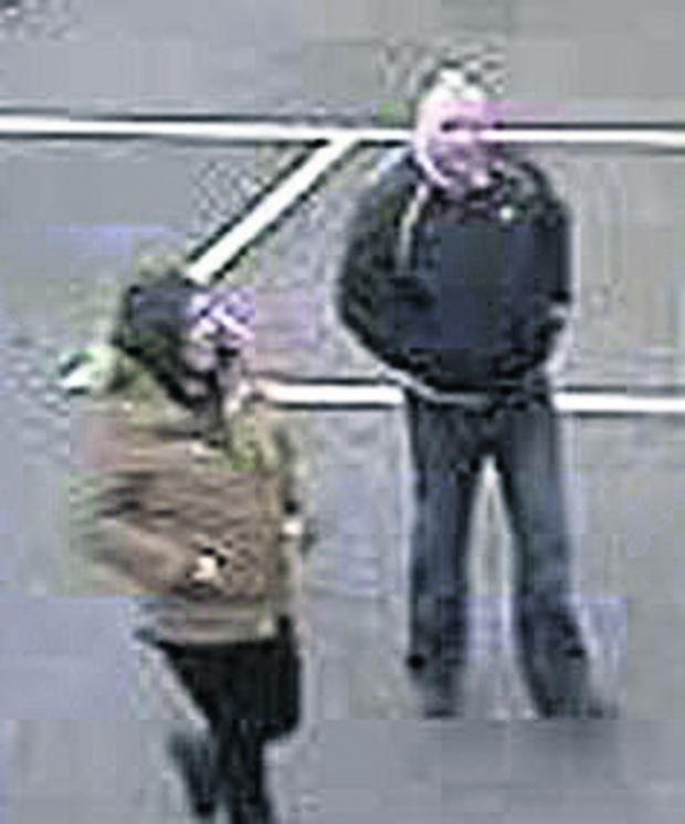 This Is Wiltshire: Van theft pair sought by police
