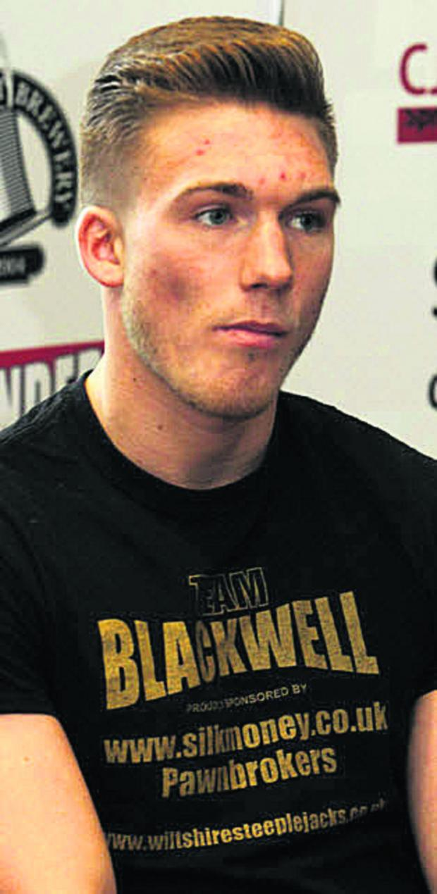 This Is Wiltshire: Nick Blackwell