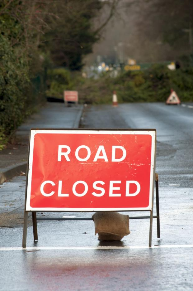 This Is Wiltshire: Road closure of Dauntsey Lock has affected traders to lose business
