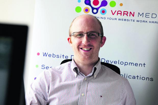 This Is Wiltshire: Tom Vaughton of Varn Media